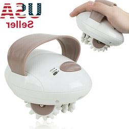 3D Electric Roller Massager Body Face Slimming Anti Cellulit