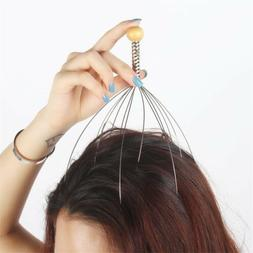 3Pcs Anti-Stress Head Massager Relieve Paid Home Office Heal