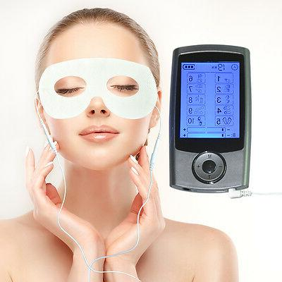 digital massager electric pulse therapy tens ems