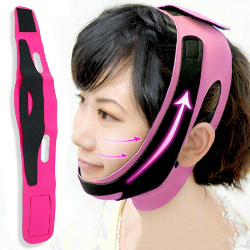 Facial Thin Slimming Lift Double Reduce Massager