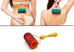 NEW! Acupuncture Lyapko Applicator Massager Roller + Needle